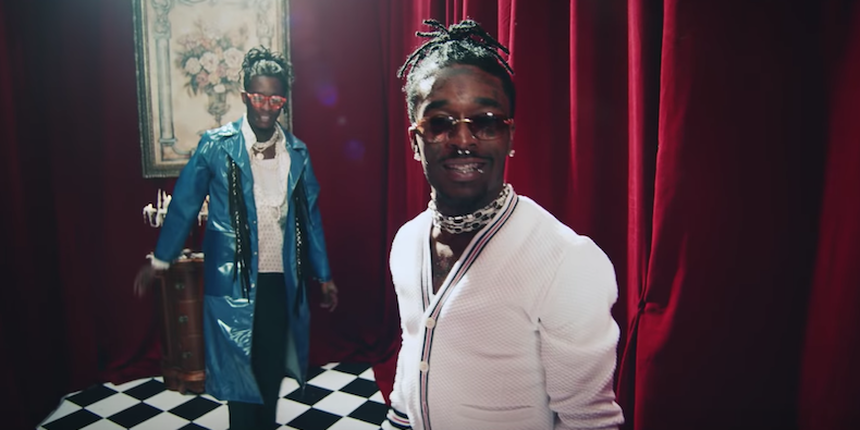 "Young Thug and Lil Uzi Vert Drop New Video For ""Up"""
